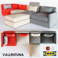 Vallentuna Ikea Avis Meilleur De Image Vallentuna is Ikea S Latest and Most Ambitious Modular sofa Series