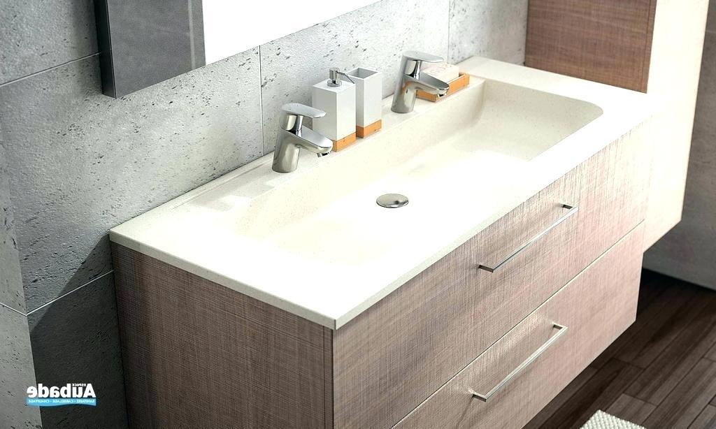 Vasque 120 Cm 2 Robinets Impressionnant Galerie 10 Nouveau Image De ...