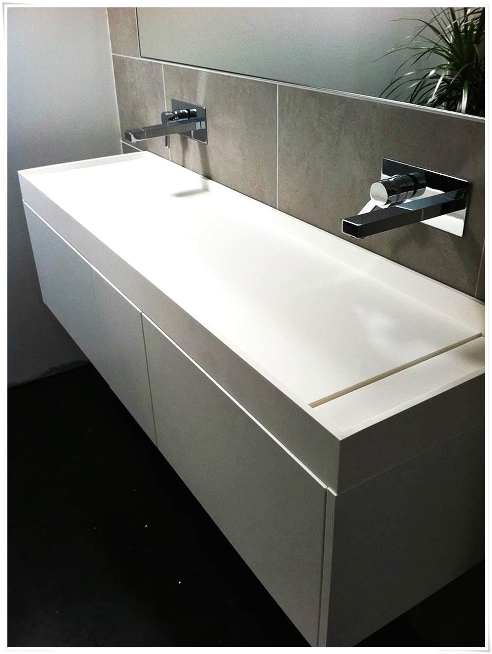Vasque 120 cm 2 robinets impressionnant stock vasques lumineuses achat vente pas cher - Meilleur meuble salle de bain ...