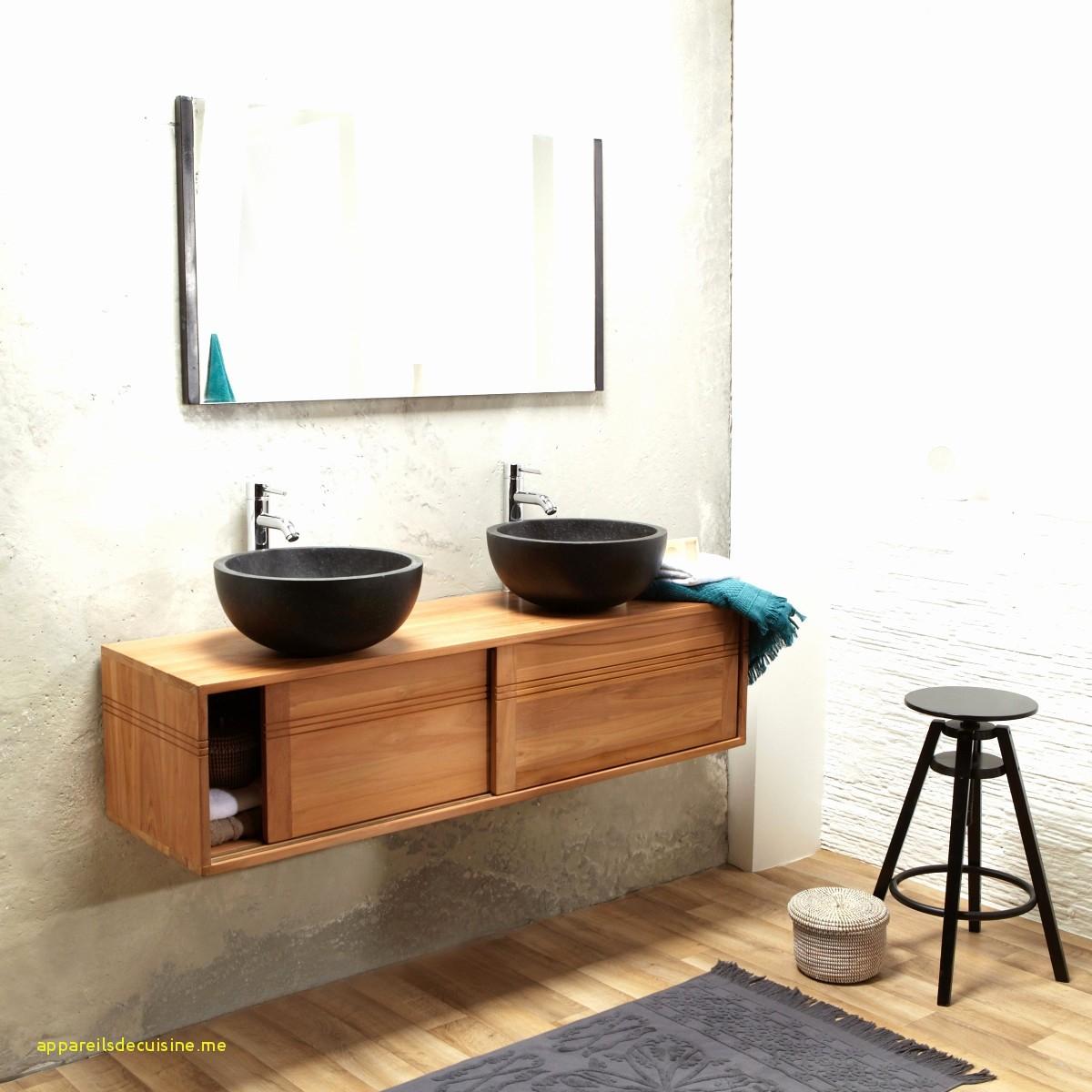Vasque à Poser Ikea Beau Images Meuble Vasque En Bois 11 Dsc 0362