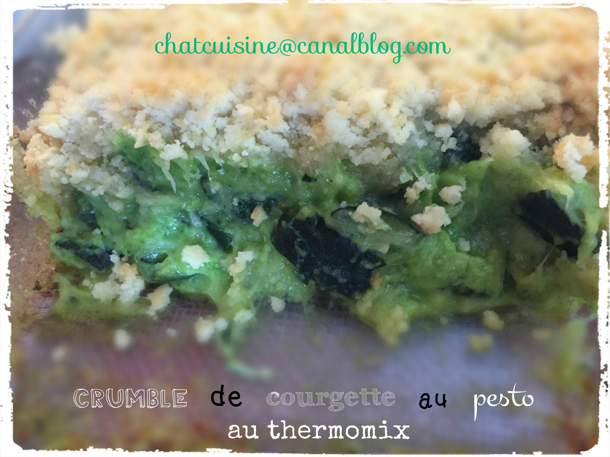 Veloute Fanes De Carottes thermomix Impressionnant Photos Crumble De Cour Te Au Pesto Au thermomix Chatcuisine