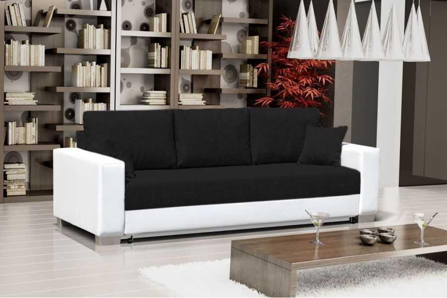 Vente Unique Canapé Convertible Luxe Photos 20 Haut Canapé Convertible Noir Et Blanc Conception Acivil Home