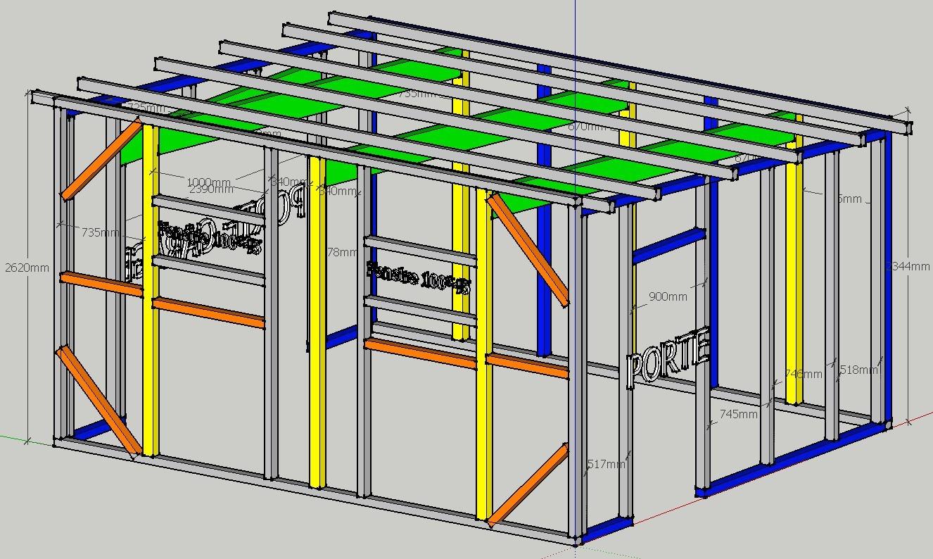 Veranda Brico Depot Nouveau Collection Plan Pour Construire Un Abri De Jardin Pour Supérieur Brico Depot