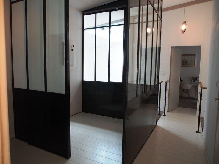 Verrière atelier Lapeyre Luxe Collection S Paration Int Rieure Style Verri Re atelier Nantes Separation