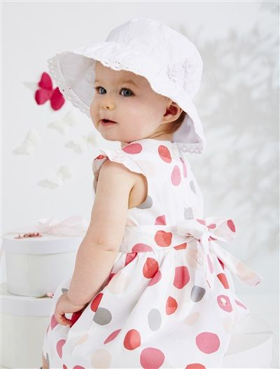 Vert Baudet Fille Frais Photos Robe De Cérémonie En Satin Bébé Fille Blanc Imprime Vertbaudet