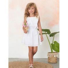 Vert Baudet Fille Meilleur De Photos Tulle & Cotton Satin Special Occasion Dress Gold Pale Pink White