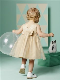Vert Baudet Fille Nouveau Photos Robe De Cérémonie Tulle Et Satin Bébé Fille Vertbaudet Enfant