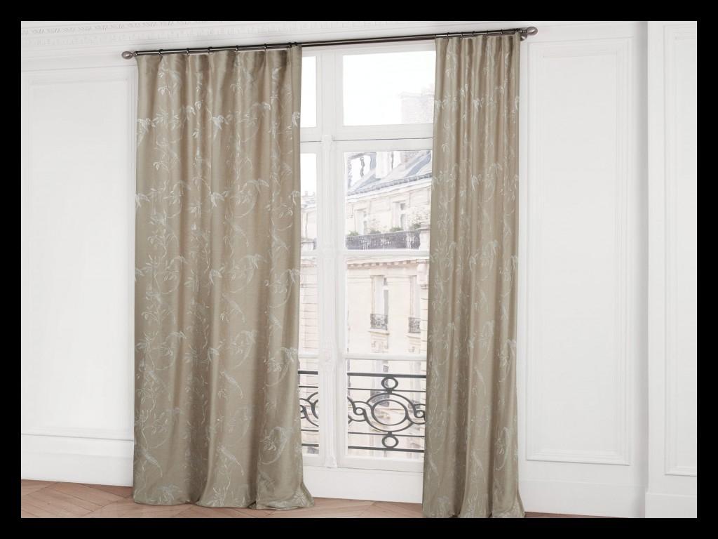 Voilage La Redoute Beau Photos Rideaux Voilage Gifi Good Rideau Fils Sequins Gris Ue with Rideaux