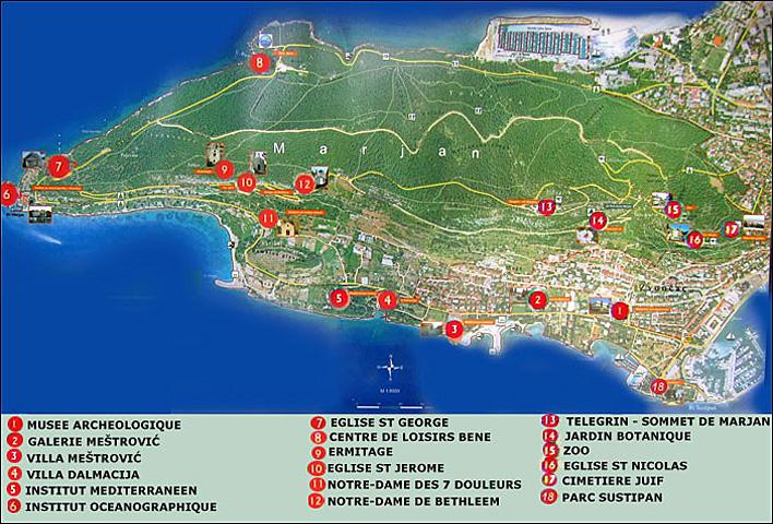 Voile D Ombrage Botanic Inspirant Images La Ville De Split En Croatie La Presqu Le De Marjan