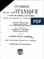 Voile D Ombrage Botanic Luxe Stock Eustier Botanique 1908