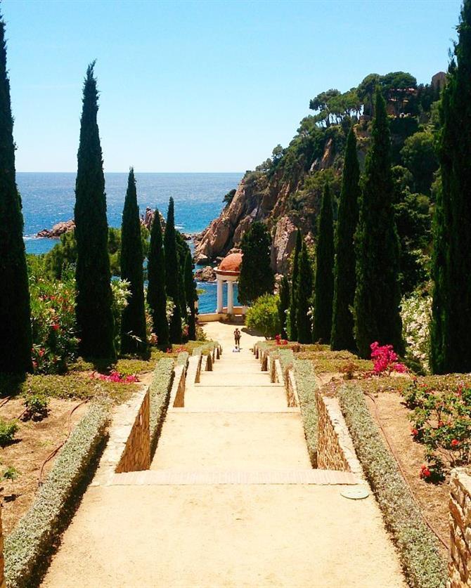 Voile D Ombrage Botanic Nouveau Stock 10 Activités Pour Les Familles Sur La Costa Brava