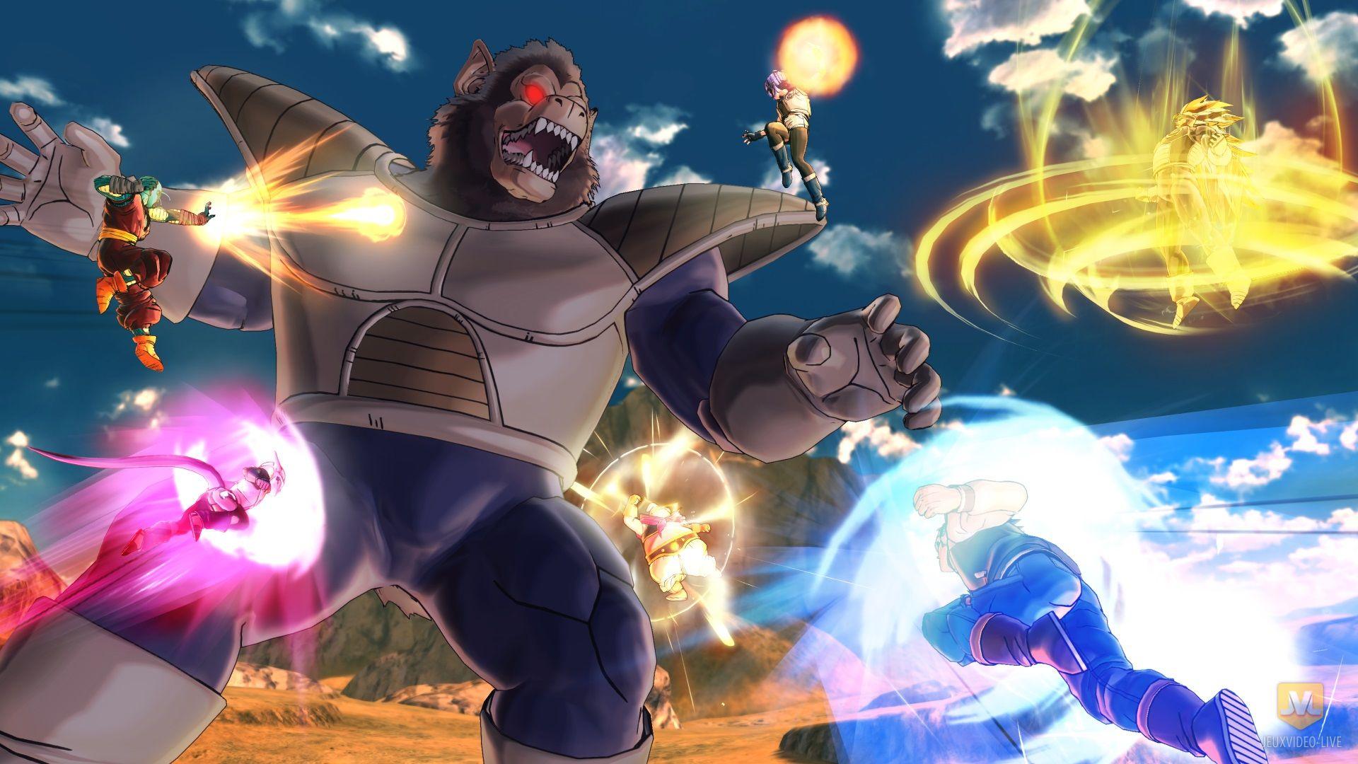 Xenoverse 2 Doyen Élégant Collection Ps4] Test De Dragon Ball Xenoverse 2 Excellent