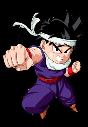 Xenoverse 2 Doyen Élégant Image son Gohan Wiki Dragon Ball
