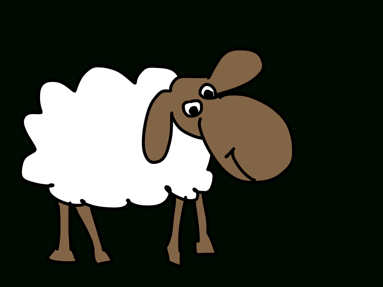 Domba Gambar Kartun Wol   Gambar Gratis Di Pixabay with regard to Gambar Domba Animasi