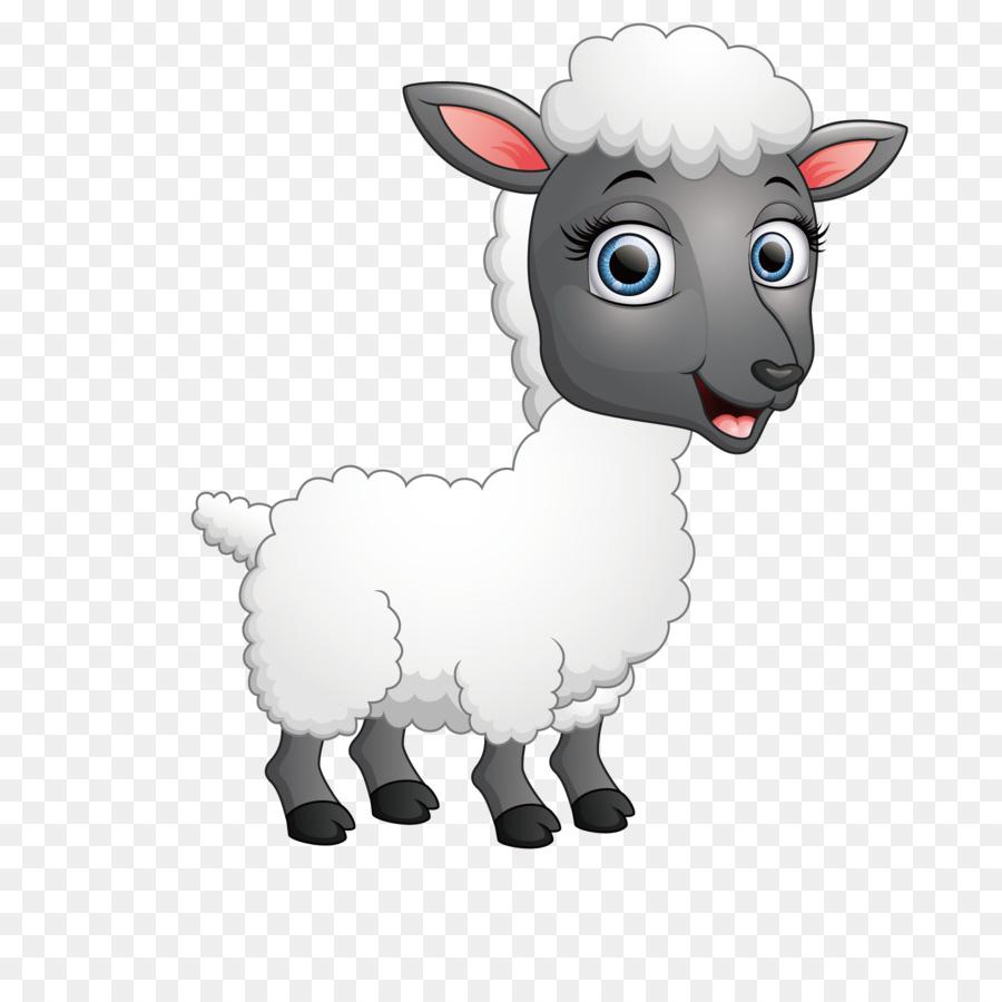 Domba, Kambing, Lucu Domba Gambar Png with regard to Gambar Domba Animasi