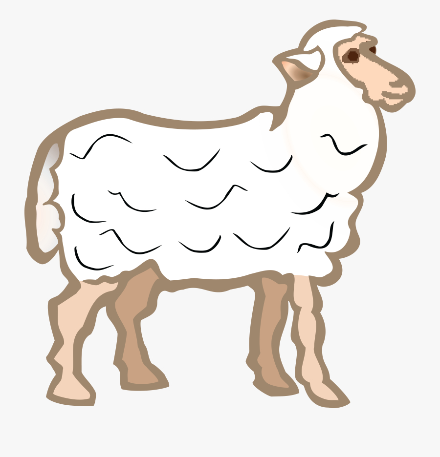 Free Clipart Of A Lamb   Vektor Domba Png , Free Transparent intended for Gambar Domba Png
