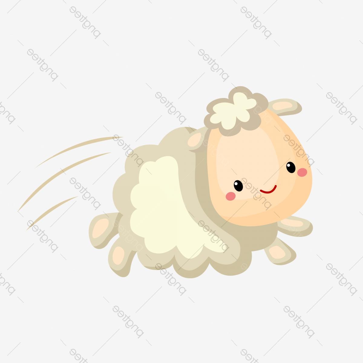 Gambar Animasi Kambing Biri Biri Kambing Kartun, Clipart with Gambar Domba Animasi