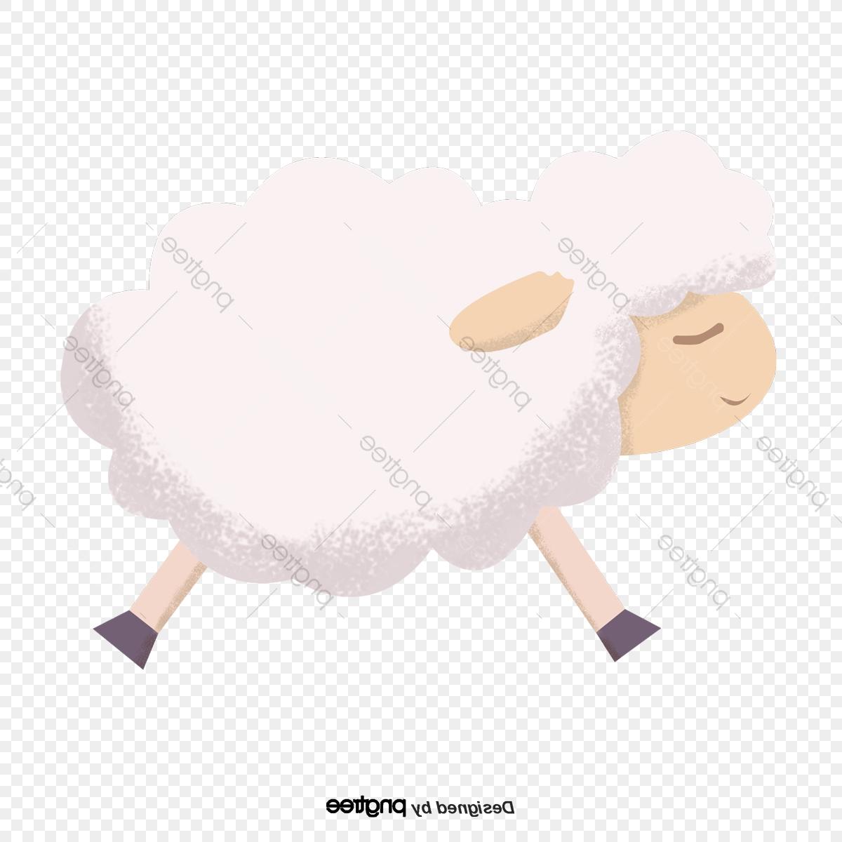 Gambar Domba Kecil Yang Lucu, Clipart Kambing, Ladang throughout Gambar Domba Animasi