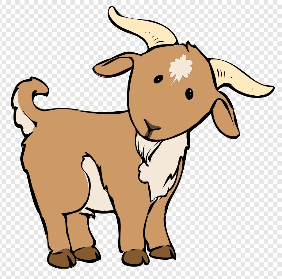 Kambing Coklat, Gambar Kertas Kartun Kambing, Bayi Kuda intended for Gambar Domba Animasi