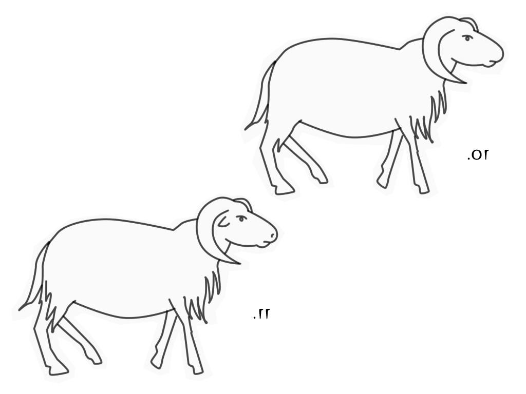 Sketsa Gambar Domba Garut | Garlerisket pertaining to Gambar Domba Sketsa